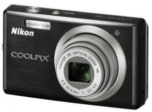Compactcamera Nikon Coolpix s560