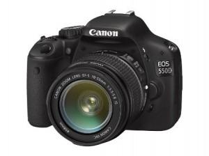 Digitale Spiegelreflexcamera - Canon EOS 550D