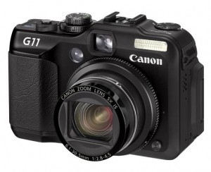 Canon PowerShot G11 Bridge camera