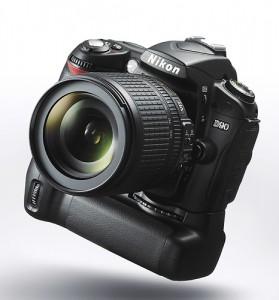 Nikon D90 Digitale Spiegelreflexcamera