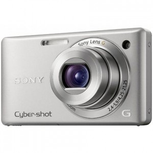 Sony DSC W380 compactcamera