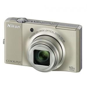 Nikon Coolpix S8000 compactcamera