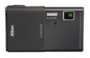 Nikon Coolpix S80 compactcamera