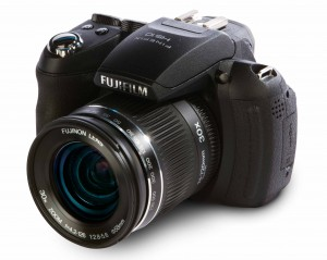 Fujifilm Finepix HS10 Bridge camera